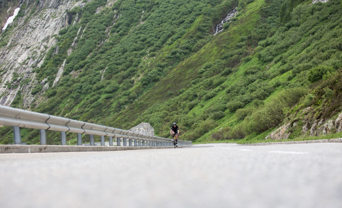 Swissman Xtreme triathlon - Triallan - Allan Hovda - Boardman TTE - Castelli Gabba - Swiss Alps-8