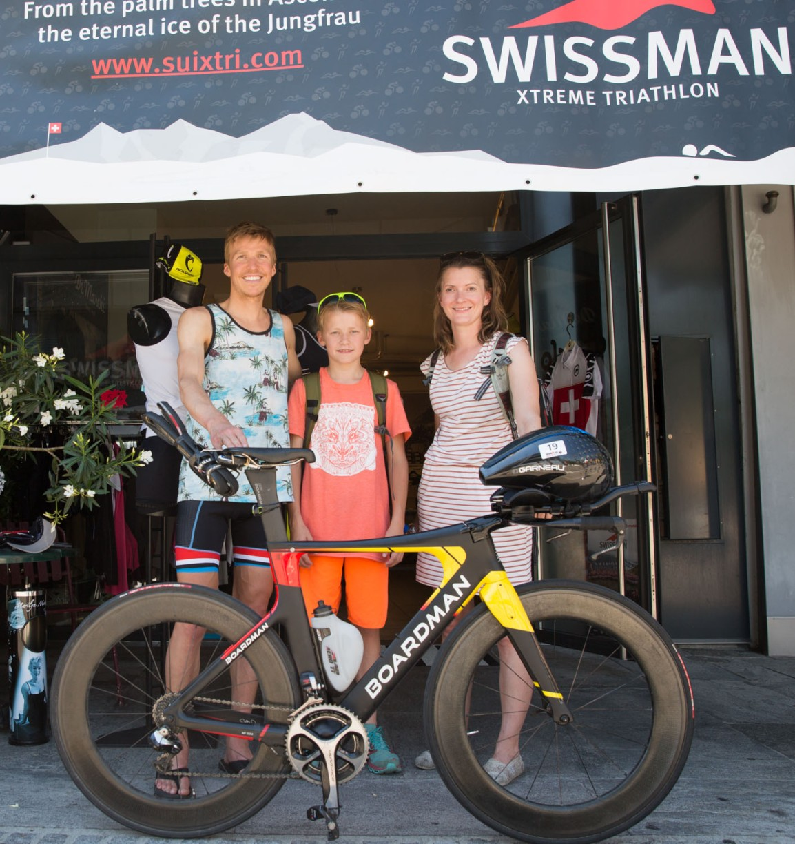 Swissman Xtreme Triathlon – I am here to win