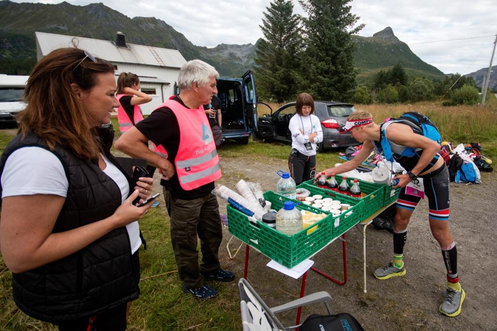 Lofoten Triathlon Extreme 2016 - The Arctic Triple - Triallan - Allan Hovda - Boardman - HUUB - Foto- Kai-Otto Melau-11