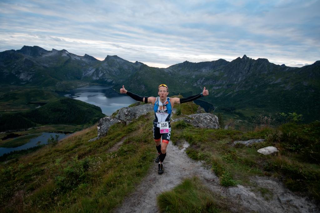 Lofoten Triathlon Extreme 2016 - The Arctic Triple - Triallan - Allan Hovda - Boardman - HUUB - Foto- Kai-Otto Melau-15