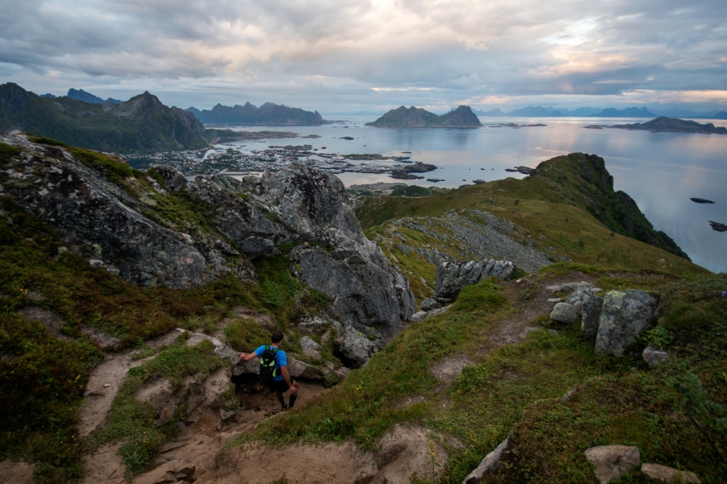 Lofoten Triathlon Extreme 2016 - The Arctic Triple - Triallan - Allan Hovda - Boardman - HUUB - Foto- Kai-Otto Melau-16