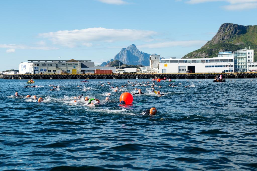 Lofoten Triathlon Extreme 2016 - The Arctic Triple - Triallan - Allan Hovda - Boardman - HUUB - Foto- Kai-Otto Melau-3