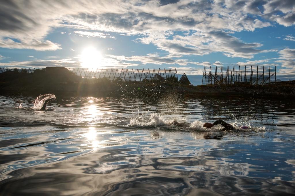 Lofoten Triathlon Extreme 2016 - The Arctic Triple - Triallan - Allan Hovda - Boardman - HUUB - Foto- Kai-Otto Melau-6