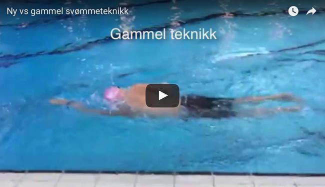 Ny svømmeteknikk