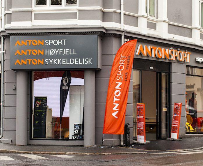 Triatlonkveld hos Anton Sport Sykkeldelisk påonsdag