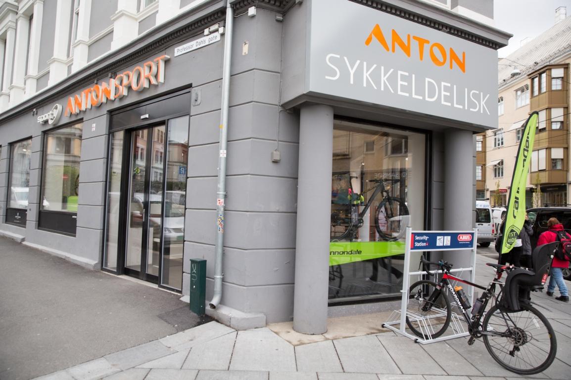Samarbeidsavtale med Anton SportSykkeldelisk