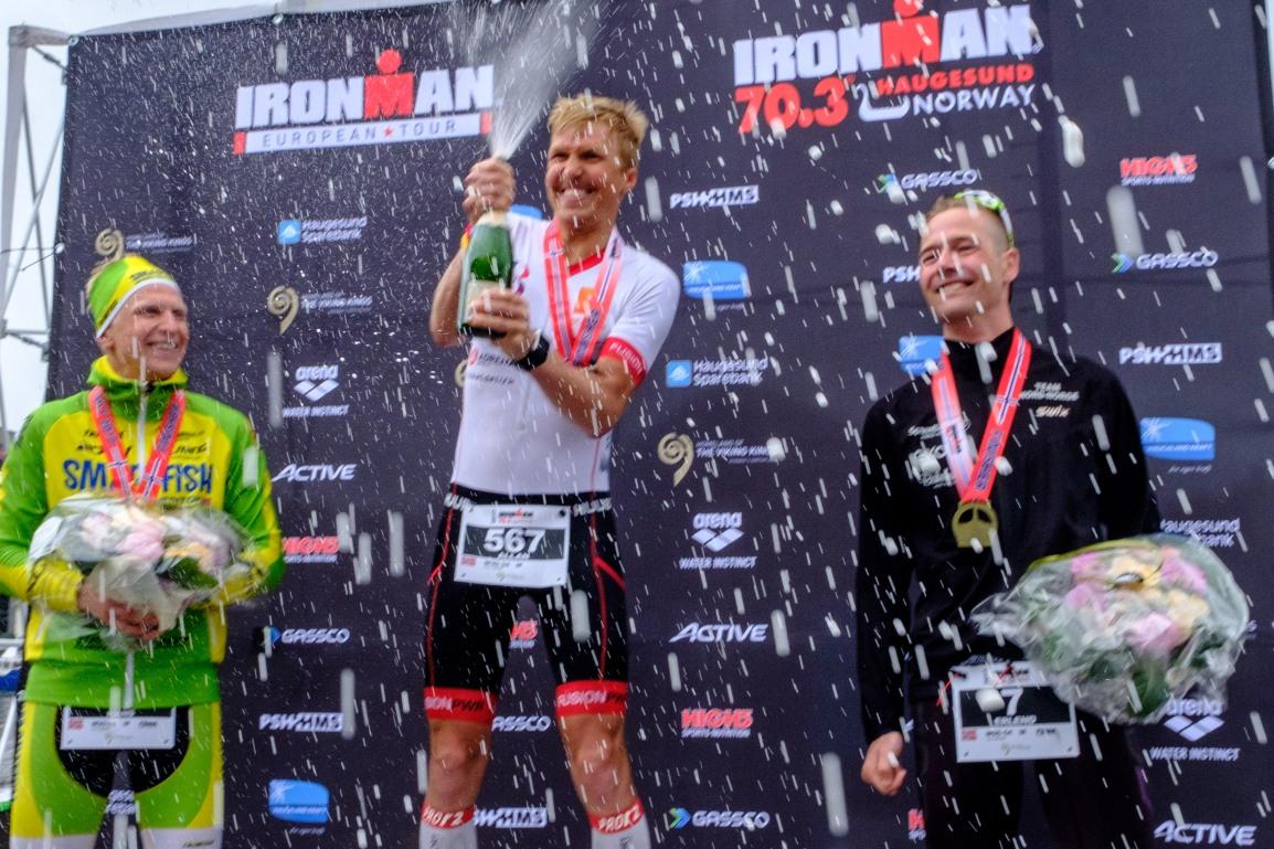Race Report – Ironman 70.3 Haugesund 2017