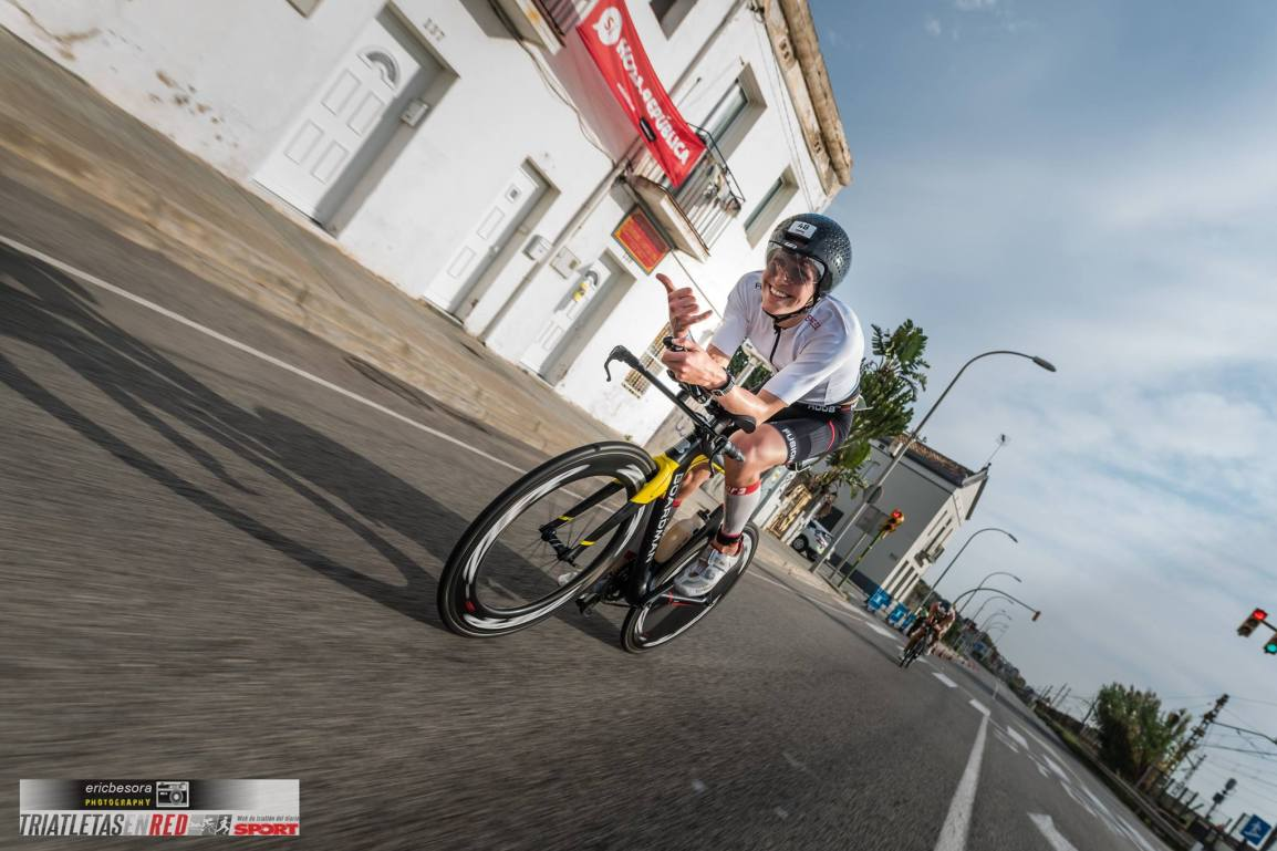 Race report Ironman Barcelona 2017