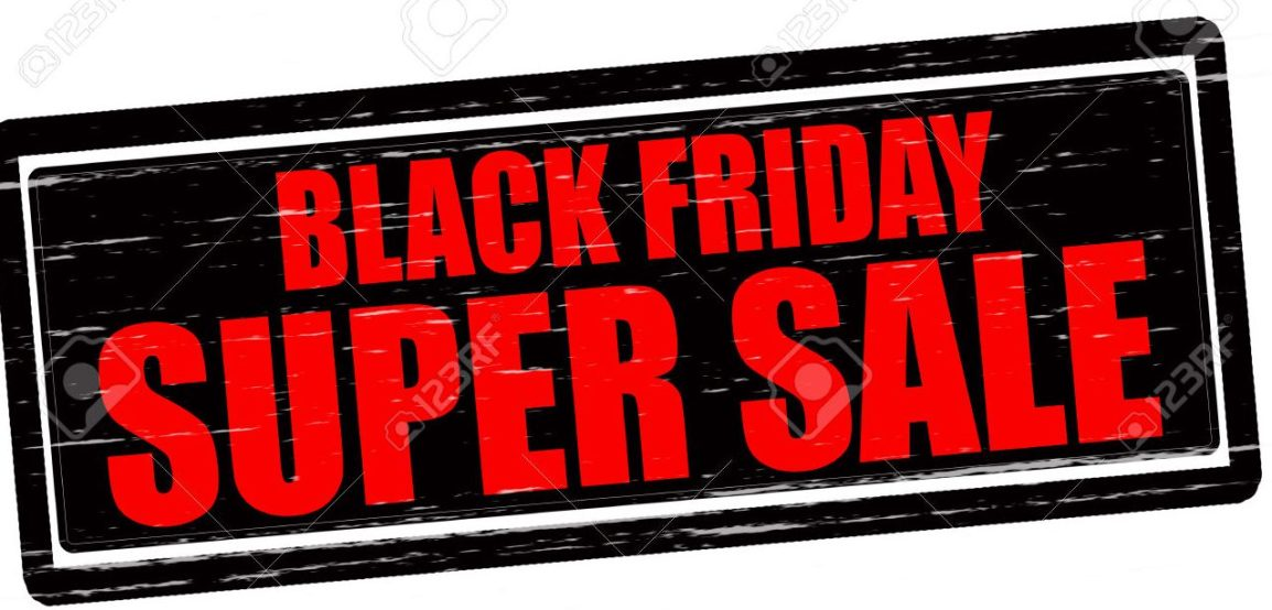 Superduperbillig Black Friday-salg!!