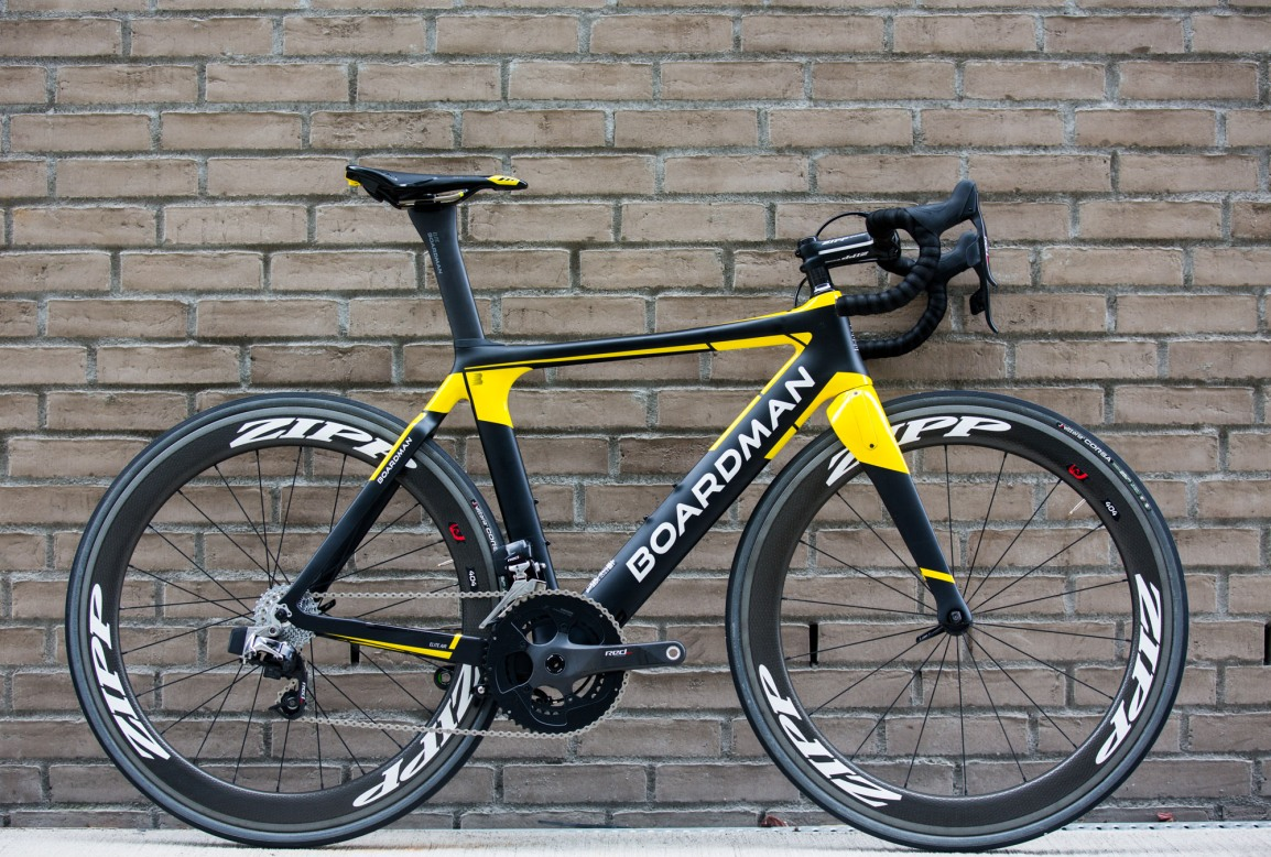 Boardman AIR 9.9 - triallan - Allan Hovda - aerodynamic road bike for Norseman? - Triathlon-13