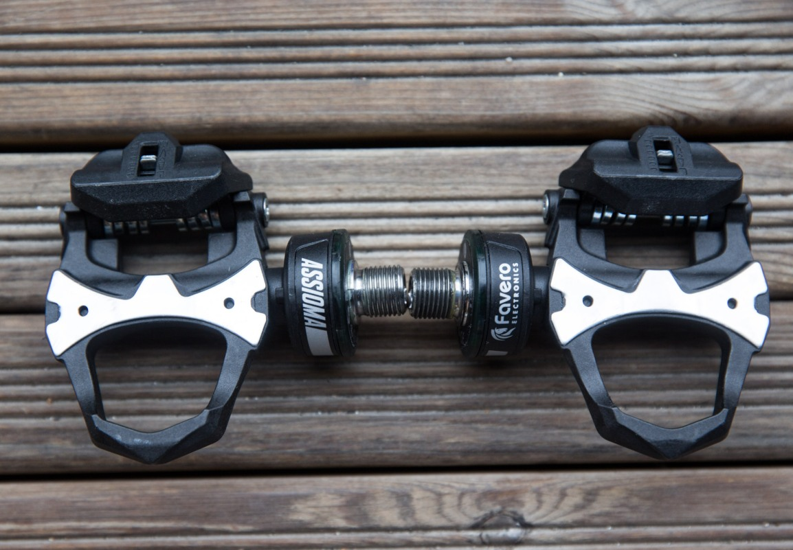 Assioma Duo watt pedals – initial review