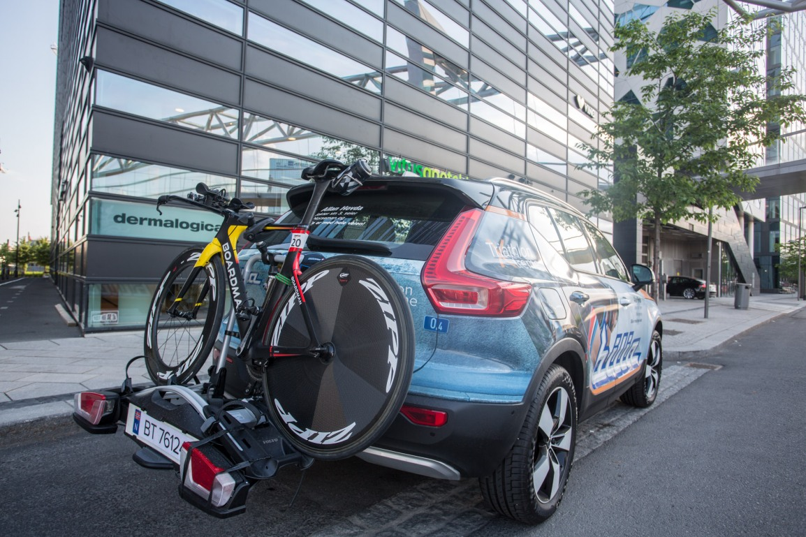 Tips til frakt av sykkel medbil