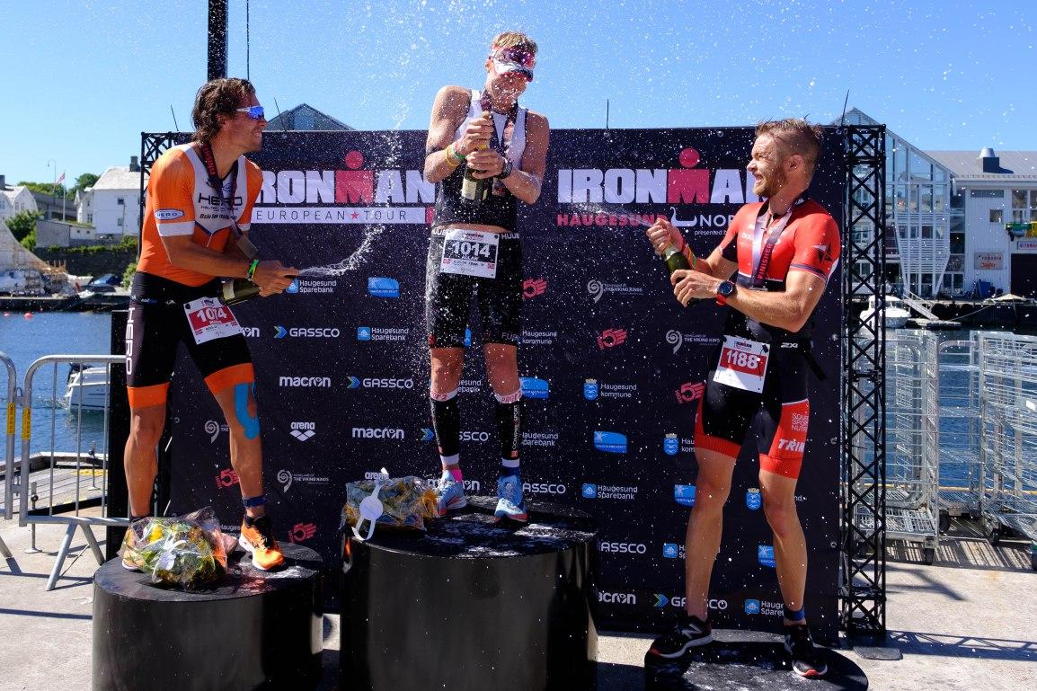 Race report – Ironman 70.3Haugesund