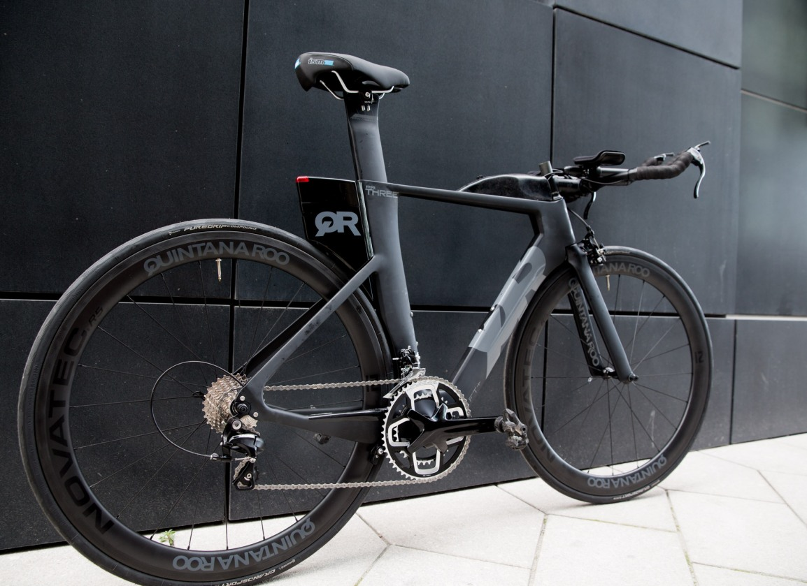 Meet the Quintana Roo PRThree – a triathletes workhorse