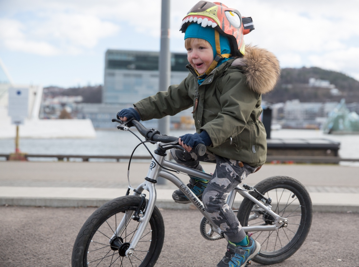 Early Rider Belter 16″ – The best bike for kids money can buy?