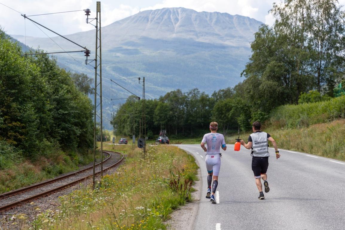 Race report Norseman 2019 – the epic battle