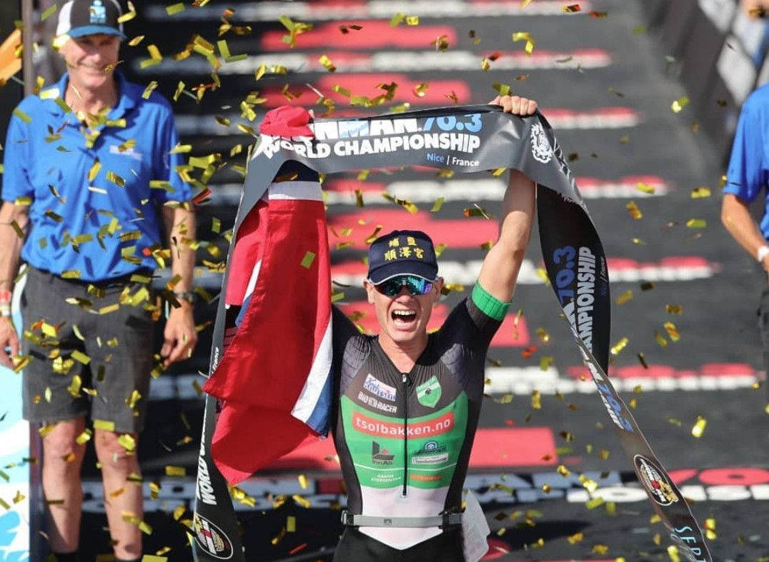 How could Gustav Iden become 70.3 WorldChampion?